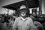 Stephen Deacon, Steam Engine Enthusiast at Steamfest (2005). Steamfest is an award winning annual Festival held in April each year at Maitland In the Hunter Valley