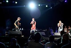 Vira Lataz no palco Pretinho Convida no Planeta Atlântida 2013/RS, que acontece nos dias 15 e 16 de fevereiro na SABA, em Atlântida. FOTO: Marcos Nagelstein/Preview.com