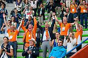 Rob Ehrens - Gerrit Jan Swinkels - Emile Hendrix - Maarten van der Heijden - Adrianne van Waardenberg Nooren<br /> Alltech FEI World Equestrian Games™ 2014 - Normandy, France.<br /> © DigiShots