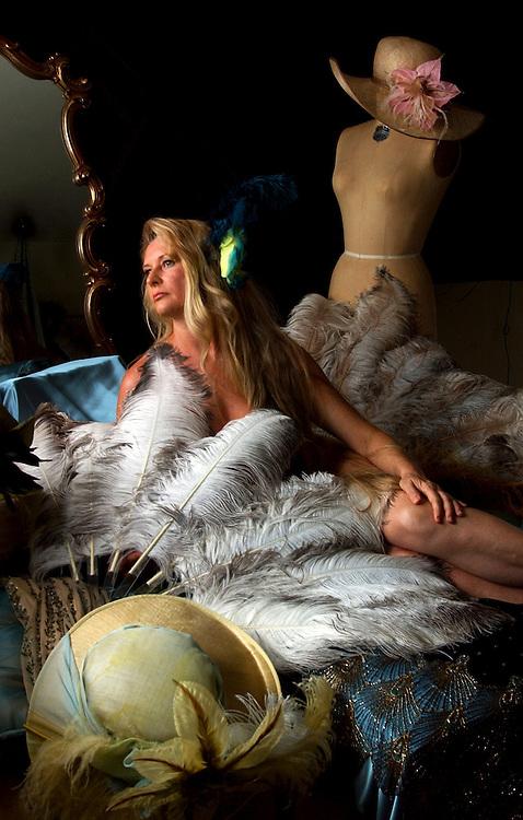 Gwendolyn Gleason, fashion designer