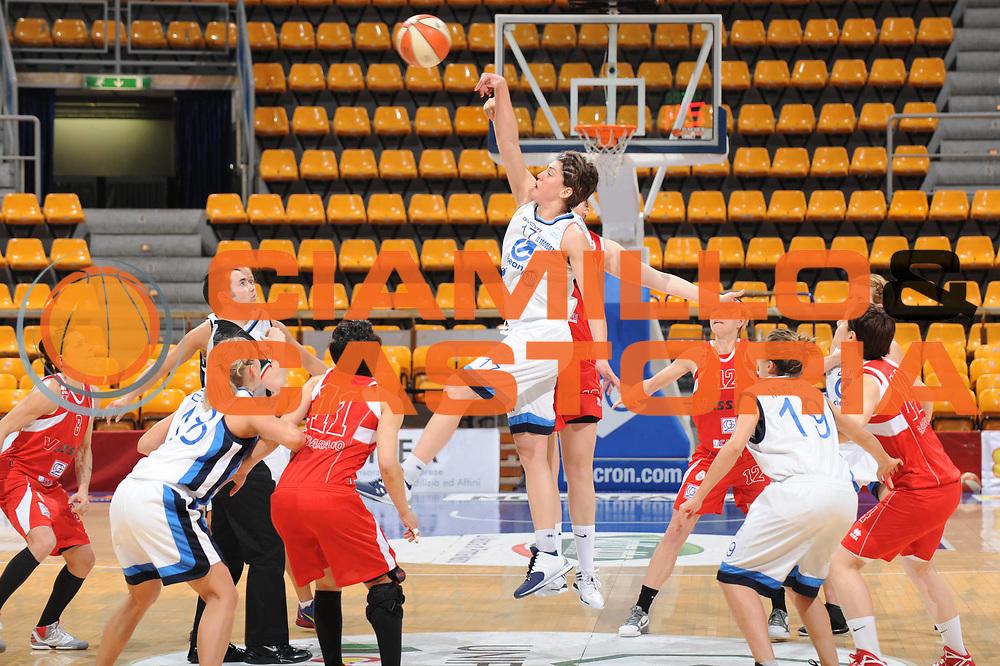 DESCRIZIONE : Bologna Lega A2 Femminile 2011-12 Coppa Italia Final4 Tagliatella Cup Semifinale Sogeit La Spezia Vassalli 2G Vigarano<br /> GIOCATORE : Marija Micovic<br /> CATEGORIA : <br /> SQUADRA : Sogeit La Spezia <br /> EVENTO : Campionato Lega A1 Femminile 2011-2012 <br /> GARA : Sogeit La Spezia Vassalli 2G Vigarano<br /> DATA : 04/04/2012 <br /> SPORT : Pallacanestro <br /> AUTORE : Agenzia Ciamillo-Castoria/M.Marchi<br /> Galleria : Lega Basket Femminile 2011-2012 <br /> Fotonotizia : Bologna Lega A2 Femminile 2011-12 Coppa Italia Final4 Tagliatella Cup Semifinale Sogeit La Spezia Vassalli 2G Vigarano<br /> Predefinita :
