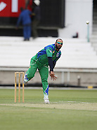 CLT20 Practice Match Dolphins v Superkings