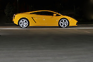 Lamborghini Gallardo Night Shoot