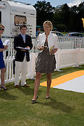MARINA FOGLE, 2008 Veuve Clicquot Gold Cup Polo final at Cowdray Park. Midhurst. 20 July 2008 *** Local Caption *** -DO NOT ARCHIVE-© Copyright Photograph by Dafydd Jones. 248 Clapham Rd. London SW9 0PZ. Tel 0207 820 0771. www.dafjones.com.