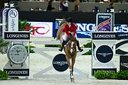 Katherine Dinan - Nougat du Vallet<br /> FEI World Cup Final 2014<br /> © DigiShots