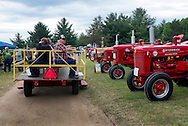 Tr-County Threshermen's Show was held Saturday June 8, 2013 at Veterans Memorial Park in Plainfield, Wisconsin. Waushara County, Wisconsin.- Photo Steve Apps