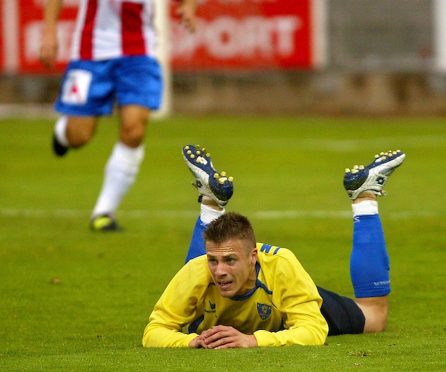 TEMA: 2B: GIRONA FC-ORIHUELA. .LUGAR: GIRONA..FECHA: 03/02/07..FOTO: TONI VILCHES/CLICKARTFOTO.