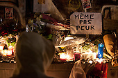 Paris Terror Attacks, The Night after