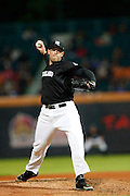 NEW TAIPEI CITY, TAIWAN - NOVEMBER 15:  Lincoln Holdzkom #37 of Team New Zealand pitches during Game 2 of the 2013 World Baseball Classic Qualifier against Team Chinese Taipei at Xinzhuang Stadium in New Taipei City, Taiwan on Thursday, November 15, 2012.  Photo by Yuki Taguchi/WBCI/MLB Photos