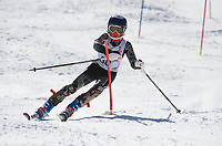 Paul Ladouceur Slalom mens U14 second run.  ©2018 Karen Bobotas Photographer