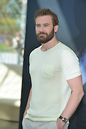"Standen Clive from cast ""Vikings"" poses at the photocall during the 55th Festival TV in Monte-Carlo on June 15, 2015 in Monte-Carlo, Monaco."