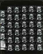 Warhol Contact Sheets