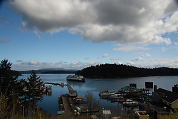 Friday Harbor, San Juan Island, Washington, US