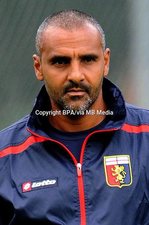 Fabio Liverani - Coach ( Genoa CFC  )