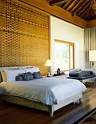Bedroom beach villa.