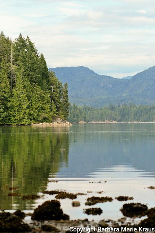 Scenes of Quadra Island, British Columbia