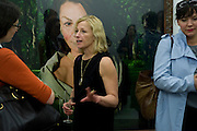 CINDY SHERMAN, Cindy Sherman exhibition. Spruth Magers, London. Grafton st. London. Afterwards at Bellamy's, Bruton Place. 15 April 2009.<br /> CINDY SHERMAN, Cindy Sherman exhibition. Spruth Magers, London. Grafton st. London. Afterwards at Bellamy's, Bruton Place. 15 April 2009.  *** Local Caption *** -DO NOT ARCHIVE-© Copyright Photograph by Dafydd Jones. 248 Clapham Rd. London SW9 0PZ. Tel 0207 820 0771. www.dafjones.com.