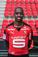 Gelson Fernandes - 15.09.2015 - Photo officielle Rennes - Ligue 1 2015/2016<br /> Photo : Philippe Le Brech / Icon Sport