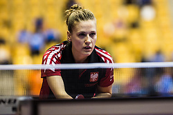 PARTYKA Natalia of Poland during SPINT 2018 Table Tennis world championship for the Disabled, Day One, on October 16th, 2018, in Dvorana Zlatorog, Celje, Slovenia. . Photo by Grega Valancic / Sportida