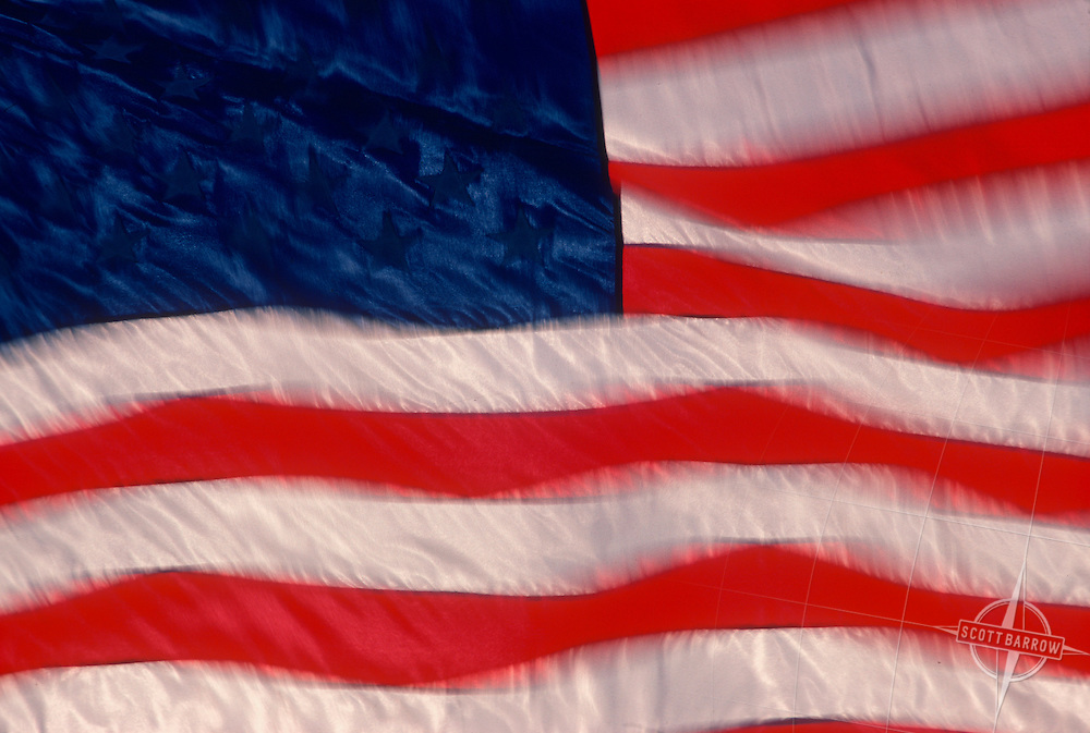The American Flag, 1975