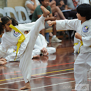 Yellow belts and Green Tips