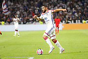 Fekir Nabil of Lyon during the French championship L1 football match between Olympique Lyonnais and Amiens on August 12th, 2018 at Groupama stadium in Decines Charpieu near Lyon, France - Photo Romain Biard / Isports / ProSportsImages / DPPI