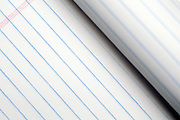 close up of a notepad