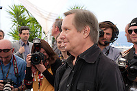 Director William Friedkin with photographers  at the 69th Cannes Film Festival Wednesday 18th May 2016, Cannes, France. Photography: Doreen Kennedy