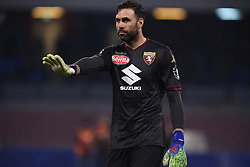 February 17, 2019 - Naples, Naples, Italy - Salvatore Sirigu of Torino FC Salvatore Sirigu of Torino FC during the Serie A TIM match between SSC Napoli and FC Torino at Stadio San Paolo Naples Italy on 17 February 2019. (Credit Image: © Franco Romano/NurPhoto via ZUMA Press)