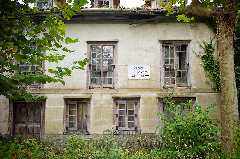 Property for sale in Cudillero in Asturias, Spain