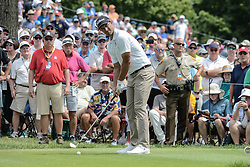 August 9, 2018 - Town And Country, Missouri, U.S - ADAM SCOTT from Australia gets ready to tee off on hole number 6 during round one of the 100th PGA Championship on Thursday, August 8, 2018, held at Bellerive Country Club in Town and Country, MO (Photo credit Richard Ulreich / ZUMA Press) (Credit Image: © Richard Ulreich via ZUMA Wire)