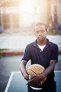 Aramingo Square Basketball Portrait taken by Jason Hurst
