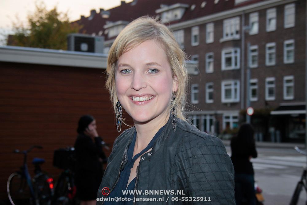 NLD/Amsterdam/20110925 - Benefietavond Red Sun Stichting Stop Kindermisbruik, Leonie Meijer