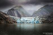 Tidewater Glacier No 2<br /> 16x24