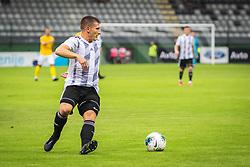 Klemen Šturm of Mura during football match between NŠ Mura and Bravo in 2nd Round of Prva liga Telekom Slovenije 2019/20, on July 21, 2019 in Fazanerija, Murska Sobota, Slovenia. Photo by Blaž Weindorfer / Sportida