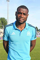 Henri Bedimo during the friendly match between Olympique de Marseille and Fenerbahce on July 15, 2017 in Lausanne, Switzerland. (Photo by Philippe Le Brech/Icon Sport)