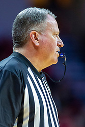 NORMAL, IL - December 18:  Gary Maxwell during a college basketball game between the ISU Redbirds and the UIC Flames on December 18 2019 at Redbird Arena in Normal, IL. (Photo by Alan Look)