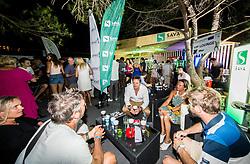 VIP guests after the Final Singles match at Day 9 of ATP Challenger Zavarovalnica Sava Slovenia Open 2018, on August 11, 2018 in Sports centre, Portoroz/Portorose, Slovenia. Photo by Vid Ponikvar / Sportida