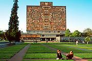 MEXICO, EDUCATION National University library