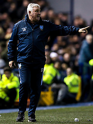 Sheffield Wednesday manager Steve Bruce - Mandatory by-line: Robbie Stephenson/JMP - 04/03/2019 - FOOTBALL - Hillsborough - Sheffield, England - Sheffield Wednesday v Sheffield United - Sky Bet Championship