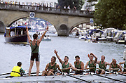 Henley Royal Regatta, Henley on Thames, ENGLAND,  1996, Thames Challenge Cup.Neptune Rowing Club, Ireland,  Photo: Peter Spurrier/Intersport Images.  Mob +44 7973 819 551/email images@intersport-images.com
