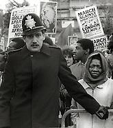 Anti Apartheid 1986