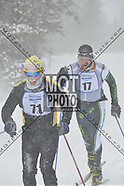 50K Ski on course - AG