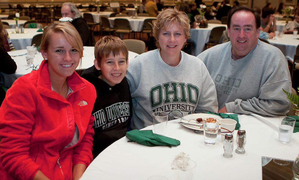 group, parents weekend