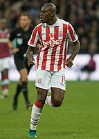 Football - 2016 / 2017 Premier League - West Ham United vs. Stoke City<br /> <br /> Bruno Martins Indi of Stoke City at The London Stadium.<br /> <br /> COLORSPORT/DANIEL BEARHAM
