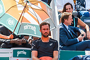 Steve Johnson (usa) during the Roland Garros French Tennis Open 2018, day 7, on June 2, 2018, at the Roland Garros Stadium in Paris, France - Photo Pierre Charlier / ProSportsImages / DPPI
