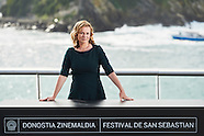 092515 63rd San Sebastian International Film Festival: Emily Watson Donostia Award Photocall