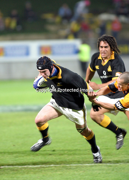 20th September 2003. Rugby Union, Yarrow Stadium, New Plymouth, New Zealand. <br />