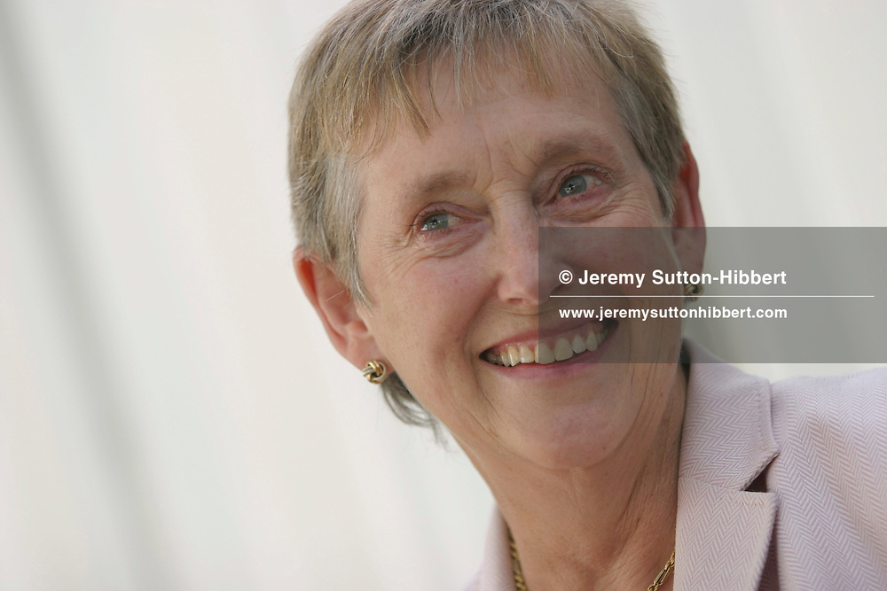 Stella Rimington, ex-director of MI5..(8 PICTURES, NON-EXCLUSIVE)