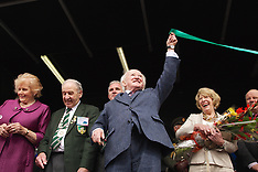 President MIchael D Higgins at The National Ploughing Championships 2014